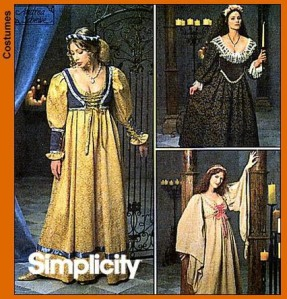Simplicity 8192